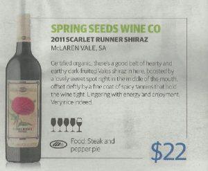 2011 SS sh top 100 wine 2013