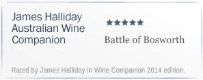 halliday 5 star winery 2014 logo