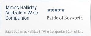 halliday 5 star winery 2014 logo