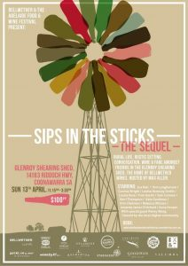 Sips in the sticks 2014