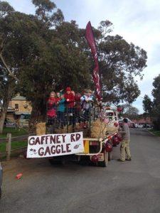 Gaffney road gaggle 2014