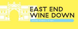 Wine Down at EEC 19th Mar 2016